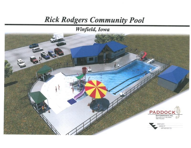 Rick Rodgers Comm. Pool - Coming Soon -